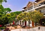 Location vacances  Chine - Hangzhou West Lake Youshan Villa-1