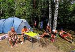 Camping  Acceptant les animaux Hautes-Alpes - Campéole Les Vaudois-2