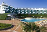 Hôtel Prases - Aparthotel Playas de Liencres - Apartamentos-1