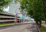 Hôtel Edmonton - Campus Tower Suite Hotel-2