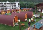 Camping avec WIFI Autriche - Inn-side Adventure Cabins & Camping-1