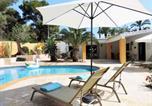 Location vacances Sant Josep de sa Talaia - Villa Torrent - Es Cubells / Cala Jondal-1