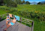 Camping avec Accès direct plage Rhône-Alpes - Campéole La Nublière-3