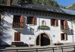 Hôtel Isaba - Albergue de Canfranc Estación-1
