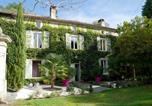 Hôtel Puyrenier - Chambres d'Hôtes Moulin de Masvicomteaux-1