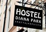 Hôtel Finlande - Hostel Diana Park-4