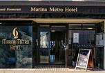 Hôtel Jersey - Marina Metro Hotel-1