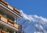 Hôtel Grindelwald - Hotel Central Wolter - Grindelwald-4