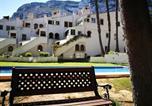 Location vacances  Alicante - Bungalow 1 dormitorio Montgo-1