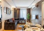 Hôtel Halaskargazi - Norah Suites Hotel İstanbul-1