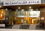 Hôtel Alava - Nh Canciller Ayala Vitoria-1