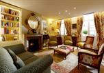 Hôtel 4 étoiles Gennevilliers - Le Relais Montmartre-3