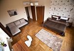 Hôtel Budapest - Hotel Sasone-2