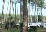 Camping avec Parc aquatique / toboggans Vielle-Saint-Girons - Les Dunes de Contis-2