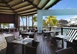 Hôtel Guadeloupe - Chambre 3 étoiles Piscine et plage privé au Manganao-3