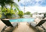 Location vacances Hollywood - Miami Gorgeous Large 4 Bedroom Home with Pool and Game Room-2