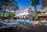 Village vacances Laos - Maison Souvannaphoum Hotel-1
