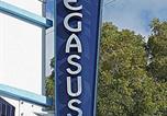 Hôtel Key West - Pegasus International Hotel-4