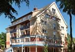Hôtel Heringsdorf - Strandhaus Heringsdorf-1