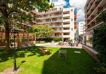 Hôtel Grenoble - Le Hüb hostel - Grenoble-2
