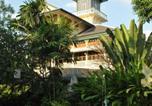 Hôtel Bangkok - Chakrabongse Villas-4