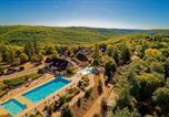 Camping avec Quartiers VIP / Premium Lot - Les Castels Domaine de La Paille Basse-2