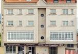Hôtel Carballo - Hotel Camelias-1