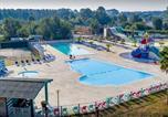 Camping avec Ambiance club Vielle-Saint-Girons - Tour Opérateur et particuliers sur camping Les Dunes de Contis - Funpass non inclus-2