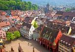 Location vacances Fribourg-en-Brisgau - Deluxe Apartment in Freiburg Citycenter-1