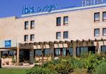 Hôtel Narbonne - Ibis budget Narbonne Sud A9/A61-1