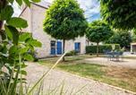Hôtel Montaigu - Le Domaine Des Ecoliers-4