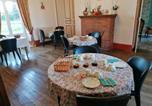 Hôtel Magny-Cours - Chateau De Chavannes-4