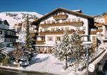 Hôtel Serfaus - Hotel Garni Alpina
