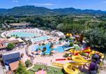 Camping avec Piscine couverte / chauffée Comps - Capfun - Camping Le Sagittaire-1
