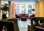 Hôtel Malmö - Scandic S:t Jörgen-1