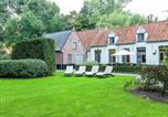 Location vacances Damme - Quaint Cottage in Bruges with Terrace-3