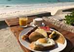 Hôtel Jambiani - Summer Beach Paje-2