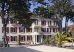Hôtel Saint-Trojan-les-Bains - Hotel The Originals de la Plage Marennes Oléron-4