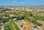 Location vacances Santa Margalida - Es Coscois Sta Margalida villa 031-3