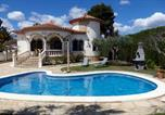 Location vacances Miami Platja - Meddays Villa Norli-1