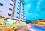 Hôtel Cali - Hotel Ms Blue 66-2