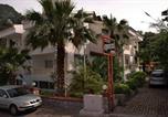 Hôtel İçmeler - Oylum Garden Hotel-3