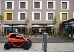 Hôtel Untermeitingen - Hotel am Campus S-2