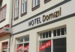 Hôtel Erfurt - Hotel Domizil-3