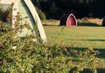 Camping Royaume-Uni - (24) Camping Pod near Lake-1