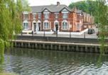 Location vacances Norwich - Central Hotel-1