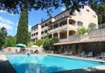 Hôtel Tornac - Résidence Les 3 Barbus-1