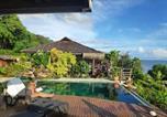 Location vacances  Polynésie française - Tehuarupe Surf Studios-1
