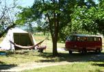 Camping avec Site nature Laurac-en-Vivarais - Camping La Turelure-1