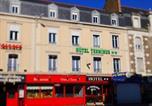 Hôtel Ille-et-Vilaine - Hotel Terminus - Gare-3